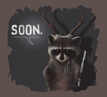 Soon Racoon by ChrisMasna
