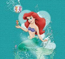Ariel Mermaid  by neutrone