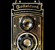 Cool Rolleicord vintage camera by neutrone