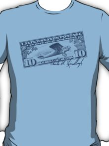 Lindbergh Airmail Stamp T-Shirt