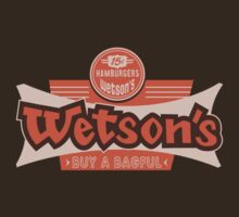 Wetson's by LicensedThreads