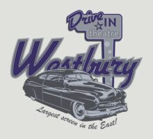 Westbury Drive-In by LicensedThreads