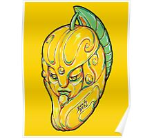Fruity Hero // Buddha Mango Poster