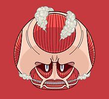 Super Titan Mushroom by bkkbros