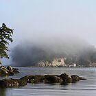 Bennett Bay Gulf Island National Park  by TerrillWelch