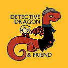 detective dragon & friend - sherlock hobbit parody by hellohappy
