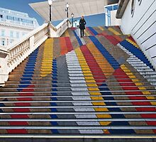 Albertina Steps by phil decocco