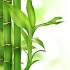 Bamboo Case by RocketmanTees