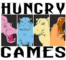 Hungry Hippo Games by LVBART