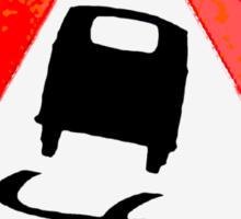 Camper Van Sticker