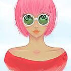 Pink Summer by Xypop