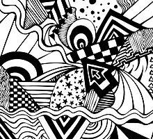Zentangle by tuiandla