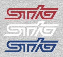 STIG - RED WHITE AND BLUE by IMZSTIG