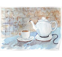 Tea for Two! Poster