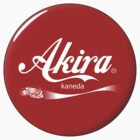 Akira Cola - sticker by R-evolution GFX