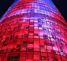 Torre AGBAR(2) by pedrogalvez