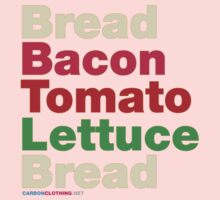 BLT Sandwich by CarbonClothing