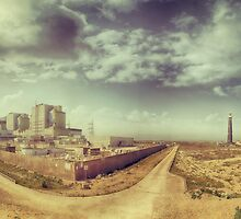 Dungeness Power Station and Lighthouse by Citizen