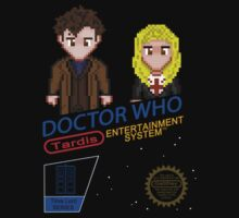 NINTENDO: NES DOCTOR WHO  Kids Clothes