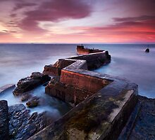 The Breakwater by Jeanie