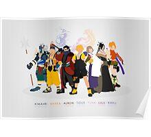 Final Fantasy X - Poster Poster