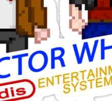 NINTENDO: NES DOCTOR WHO Sticker