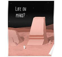Life on Mars? Poster