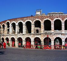 The Arena, Verona by lezvee