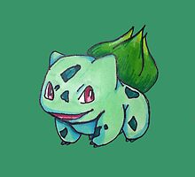 Bulbasaur by EAMS