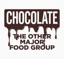 Chocolate: The Other Major Food Group by artpolitic