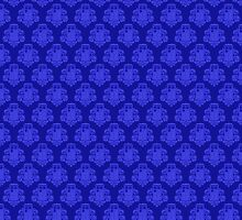 Tardis Pattern by Chibie