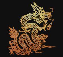 dragon 1 by redboy