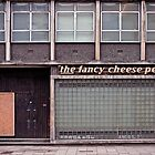 THE Fancy Cheese People! by Richard Burniston