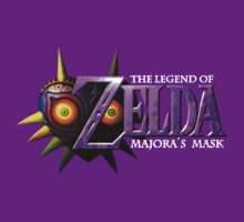 Legend of Zelda Majoras Mask by chrissy42