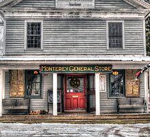 Monterey General Store by Geoffrey Coelho