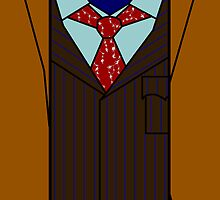 Tenth Doctor Suit by amobt