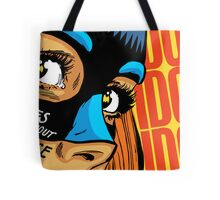 Eyes Without a Face Tote Bag