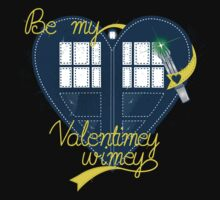 Be my Valentimey-wimey? Kids Clothes