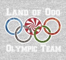 Land of Ooo Olympic Team by clockworkmonkey