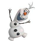 FROZEN OLAF CASE by M Put