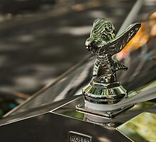 The Spirit of Ecstasy by DavidsArt