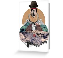 Its all In The Mind Greeting Card