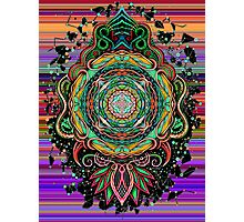 Mandala HD 1 Photographic Print