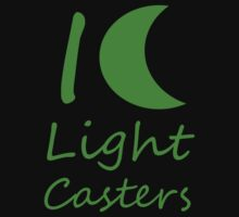 I Love Light Casters by Pikachunicorn