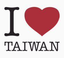 I ? TAIWAN by eyesblau