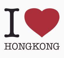 I ♥ HONGKONG by eyesblau