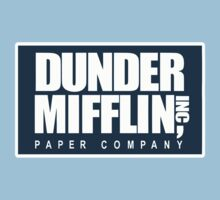 Dunder Mifflin by Buby87