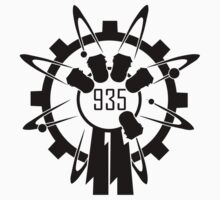 Group 935 Logo [CoD WaW/ Black Ops/ Black Ops II] by Nemesis96