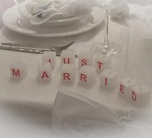 Just Married by Wanda Dumas