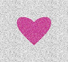 Pink Love by Mary Nesrala